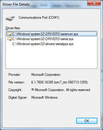 high precision event timer driver windows 7