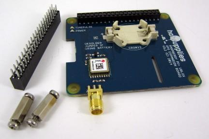 Quick-start Raspberry Pi NTP server