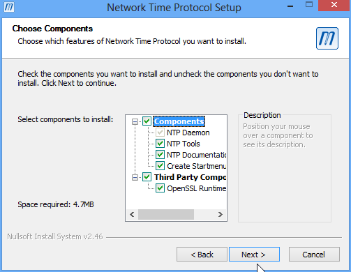 Windows tools, help & guides » blog archive » change time servers.