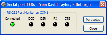 An NTP Stratum-1 clock usng a GPS 18 LVC and Windows 2000/XP