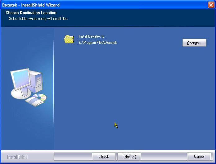EUMETCast with Vista & Windows -7 - Installing the Dexatek